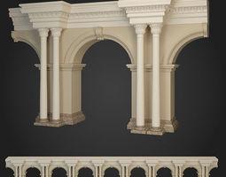 3D render Arcade