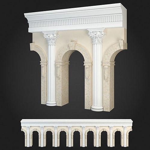 arcade 3d model max obj mtl fbx 1