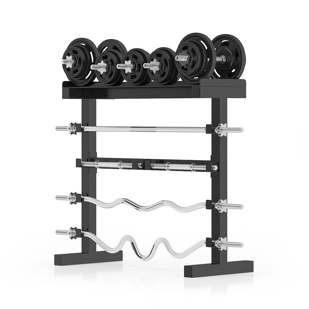 Weight Rack 1