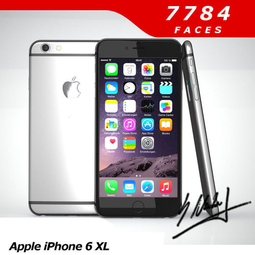 Apple iPhone 6 XL Smartphone3D model