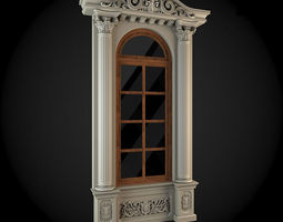 interior Window 3D model