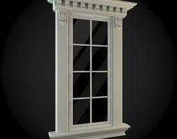 house 3D Window