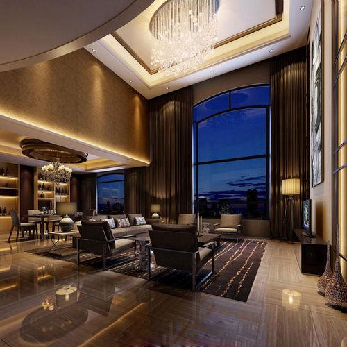 Realistic Living Room Design Design 3d Cgtrader