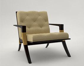 3D Pro - Baker Athens lounge armchair