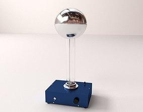 3D Van De Graaff Generator