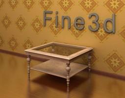 Table-09-036-0101 3D Model