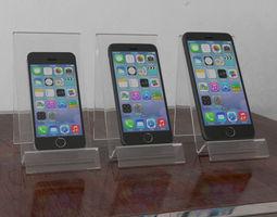 smartphones 19 am156 3d model