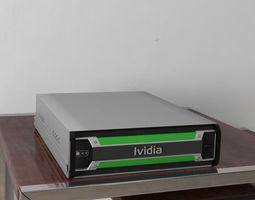 server 17 am156 3D Model