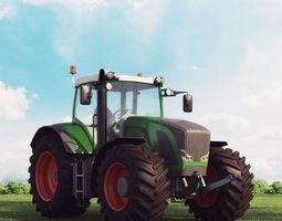 tractor 01 am 146 3D Model