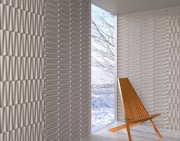 3D wall panel 006 AM147