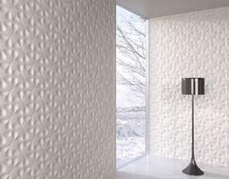wall panel 044 AM147 3D model