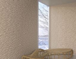 wall panel 055 AM147 3D model