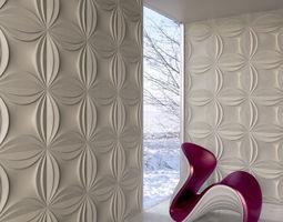 3d wall panel 058 am147