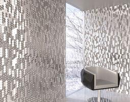 3D wall panel 078 AM147