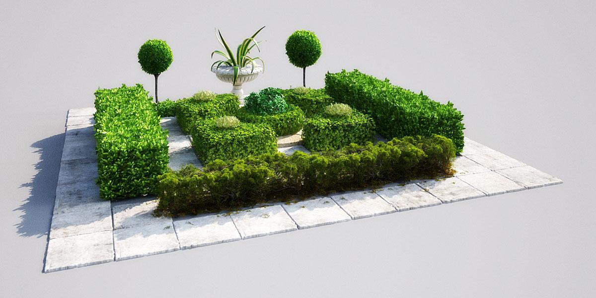 garden 16 AM148