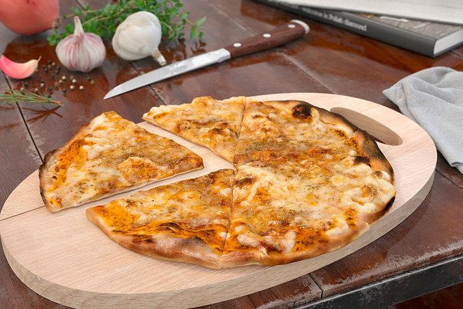 pizza 39 am151 3d model max obj mtl fbx c4d 1