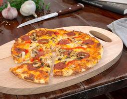 pizza 36 AM151 3D model