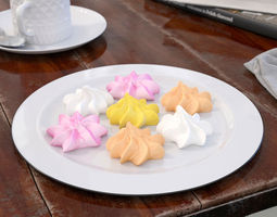 cookies 34 AM151 3D