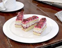 3D model cake 11 AM151