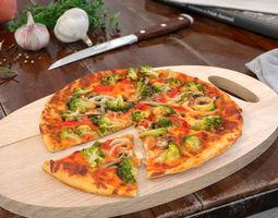 3D pizza 35 AM150
