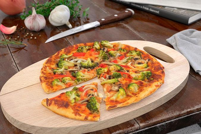 pizza 35 am150 3d model max obj fbx c4d mtl 1