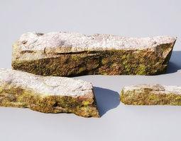 3D stones 15-22 AM148