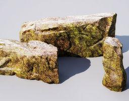 3d model stones 15-21 am148