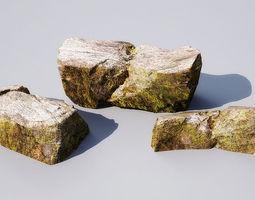 3d model stones 15-16 am148