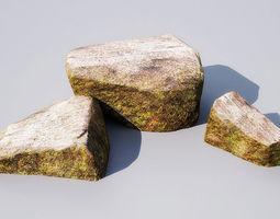 stones 15-15 AM148 3D model
