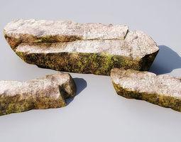 stones 15-12 am148 3d model