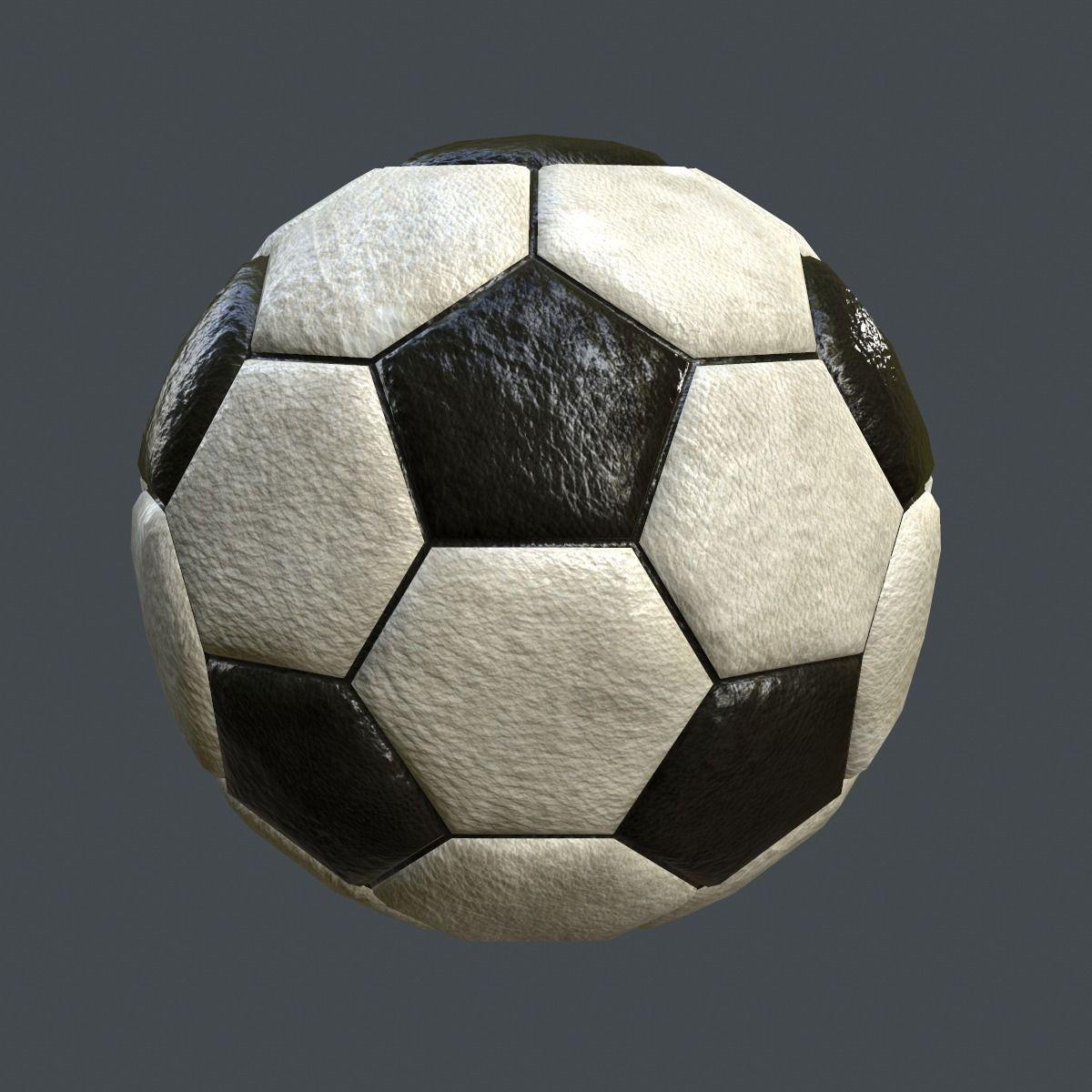 Как сделать текстуру мяча