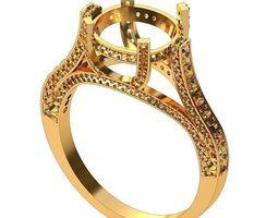 ring body 029 3d printable model