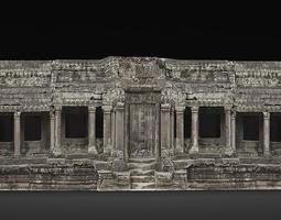 ruins temple 3D Model