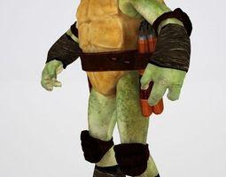 Michelangelo ninja 3D Model