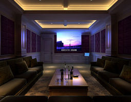 3d Design Loungeroom