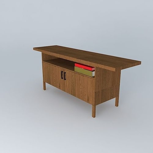Sideboard 3d cgtrader for Sideboard 3d