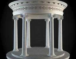 3D design Gazebo