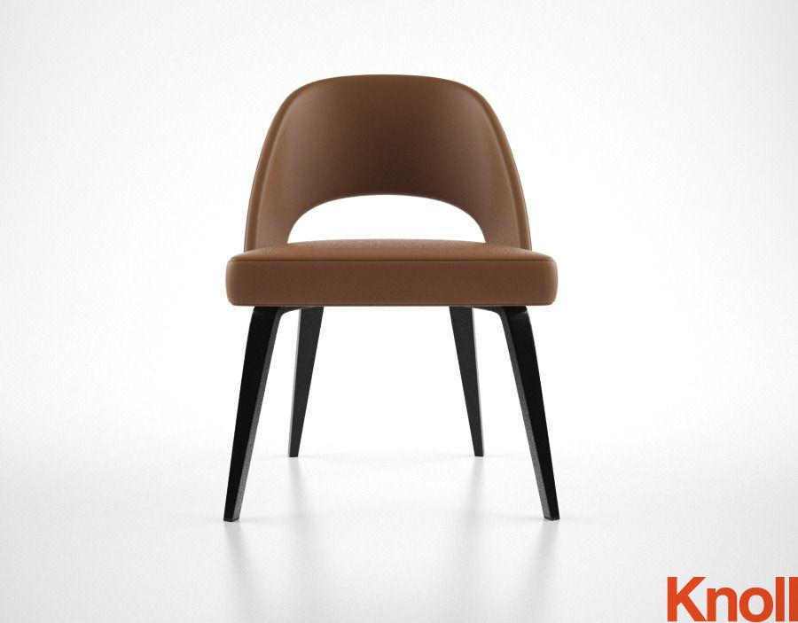Knoll Saarinen Chair 3d Model Max Obj Fbx Mtl 3
