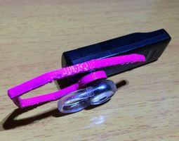 3D printable model Ear hook for Buffalo Bluetooth headset