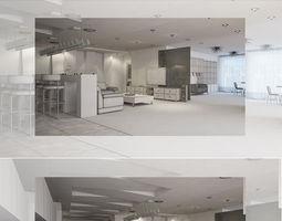 Livingroom 0146 3D