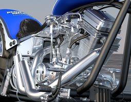 maxon motobike 3d model