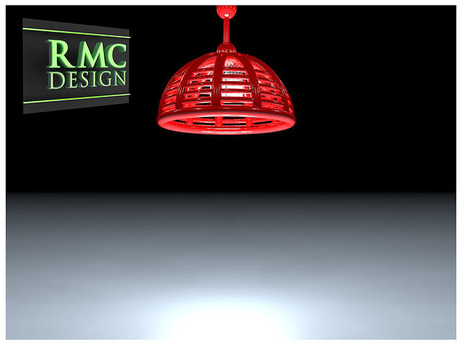 chandelier 01 by rmc design 3d model c4d 1