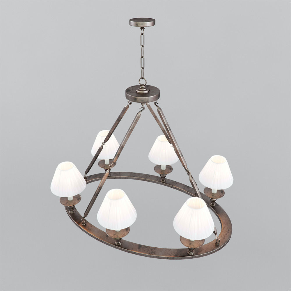 Chandelier visual comfort co chc1444bz 3d cgtrader chandelier visual comfort co chc1444bz 3d model max obj fbx mtl arubaitofo Image collections