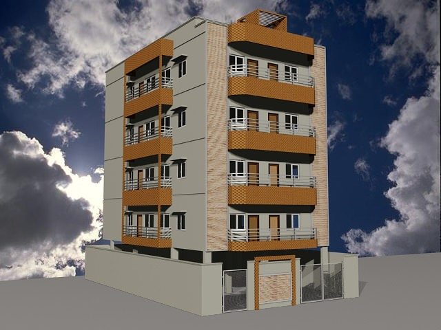 Apartment design 3d model cgtrader for Apartment 3d model