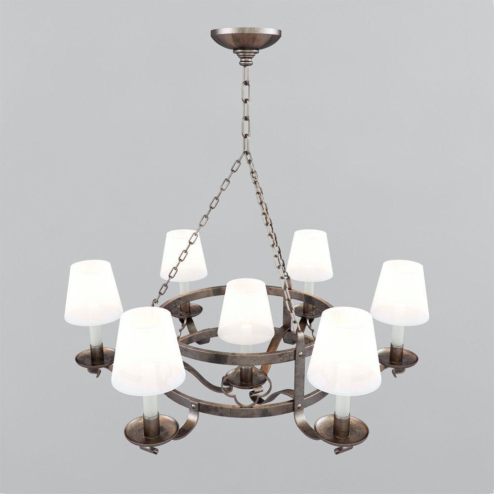 3d chandelier visual comfort cgtrader chandelier visual comfort 3d model max obj fbx mtl 2 arubaitofo Choice Image