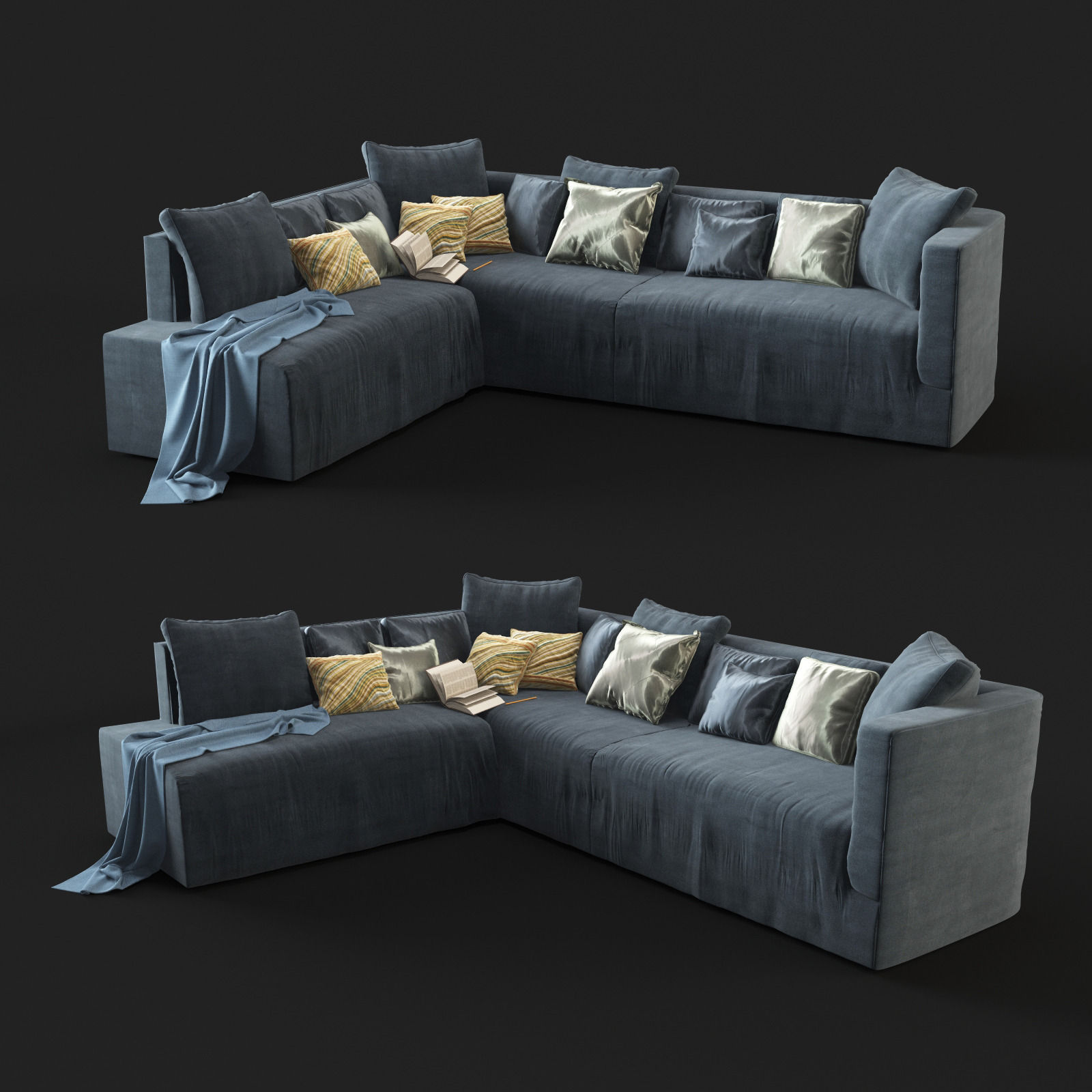 Modern Furniture 3D Models