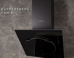 Kuppersberg f626BL 3D Model