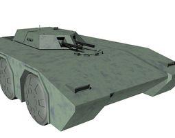 armored car 3d
