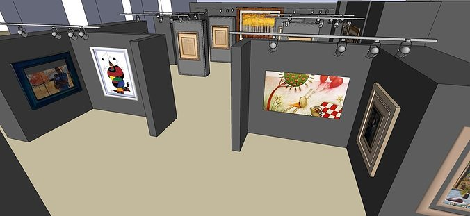 Exhibition Stand Sketchup : The exhibition portable t airframe stand d