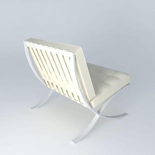 Mies Van Der Rohe Furniture 3d Model Home Decor Photos Gallery